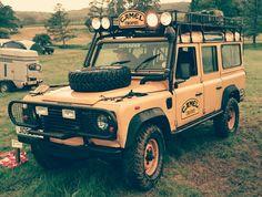Land Rover Defender 200 Tdi 110 Station Wagon Diesel. Ex Camel Trophy Guyana 92 support vehicle.