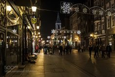Christmas time... Torun Poland. (C) Dariusz R. Kieres Photography