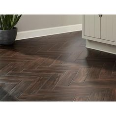 Premier Decor Tile By Msi Msi Botanica Teak 6 Inx 24 Inglazed Porcelain Floor And Wall
