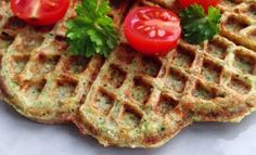 Yummy Waffles, Pancakes And Waffles, Vegetarian Recipes, Snack Recipes, Parol, Healthy Baking, Healthy Meals, Healthy Food, Learn To Cook