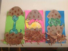 Aprender Brincando: Projeto: Dinossauros