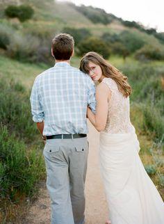 DIY California Park Wedding | photography by http://JamesChristianson.com (via @Elizabeth Anne Designs)