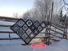 Crocheting, Cuff Bracelets, Knit Crochet, Knitting, Crochet, Tricot, Breien, Ganchillo, Stricken