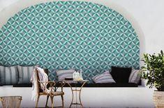 Flooring & Tiles DIY Materials Urban Modular Pattern Effect 45x45 cm External Porcelain Patio Tile Cut Sample