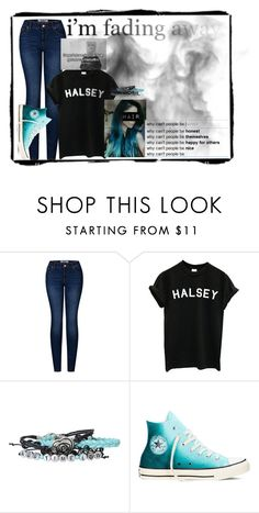 """I'm fading away...."" by layla1288 ❤ liked on Polyvore featuring 2LUV, Gypsy and Converse"