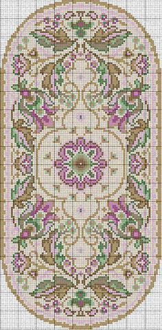 stavrovelonia-nasia: Inspirations for embroidered embroidery. Diy Embroidery, Cross Stitch Embroidery, Embroidery Patterns, Needlepoint Patterns, Cross Stitch Patterns, Cross Stitch Needles, Cross Stitch Flowers, Cross Stitch Designs, Cross Stitching