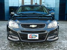2014 Chevrolet SS Base Base 4dr Sedan Sedan 4 Doors Black for sale in Ankeny, IA Source: http://www.usedcarsgroup.com/new-chevrolet-for-sale
