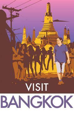 Los carteles turísticos que cuentan la verdad