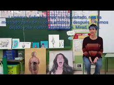 C.E.I.P.   Ángel Zapata.       Educación Infantil: Nos ha visitado una pintora: Sofía Martínez