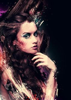 Digital art selected for the Daily Inspiration #1154