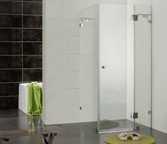 Frameless  Shower Screen 800 x 1200   = $599 from sydney