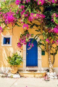 Visit Greece   Assos, Kefalonia
