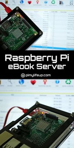 Learn how to setup your very own Raspberry Pi eBook library server in this guide!