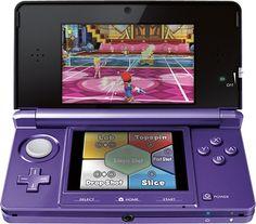 Nintendo - Nintendo 3DS (Midnight Purple) @Catalog Spree Best Buy