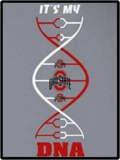 Ohio State is in my DNA