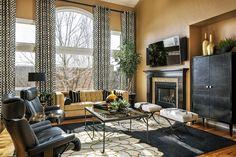 Family Room, Luxury Interior Design, Award Winning Interior Design, Denver Interior Design Firms