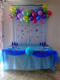 """Photo 1 of 10: Under the Sea / Birthday """"Mattia's Party """"Under The Sea"""""""" 