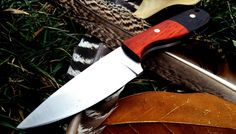 Making A Custom Handle For A Pattern 40 Blade From Jantz Bushcraft Essentials, Custom Knives, Blade, Handle, Pattern, Patterns, Model, Llamas, Door Knob