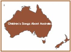 Children's Songs From Australia- Trillium Montessori