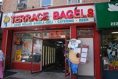 Terrace Bagels - Brooklyn, NY, United States