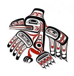 Twice at the Field Museum in 3 days. Haida art/Pacific Northwest Indian exhibit = a marvel. Haida Raven, by Bill Reid. Raven Feather, Raven Art, Native American Symbols, Native American History, American History Lessons, Haida Art, Tlingit, Steel Art, Symbol Design