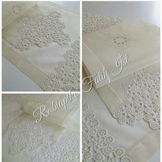 Discover thousands of images about Pike Crochet Butterfly, Crochet Lace, Crochet Stitches, Table Covers, Handicraft, Table Runners, Home Accessories, Salons, Diy And Crafts