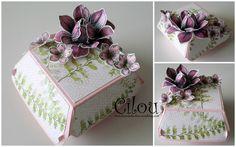 BOX No. 1 January 2015 BLOG, Beautiful Bunch, Die Hamburger Box, Petite Petals , simply Butterfly