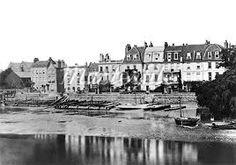London, Chelsea, Cheyne Walk 1890