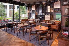 Elegant bar and restaurant Drake & Morgan at London's regenerated hub King's Cross is a destination in itself...
