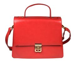 Do you love our new Street Level Structured Top Handle Satchel from LittleBlackBag?
