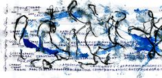 Marcello Mercado Genetic Hymn, 2005 Graphic notations, Score, Experimental music Notations