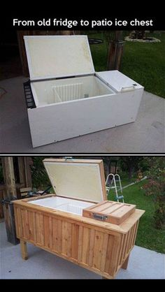 LOVE this idea! It would also be cool to find a way to incorporate this into a barbecue island