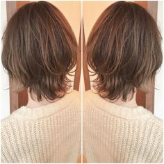 66 Chic Short Bob Hairstyles & Haircuts for Women in 2019 - Hairstyles Trends Short Shag Hairstyles, Trendy Haircuts, Haircuts For Long Hair, Cool Haircuts, Hairstyles Haircuts, Long Hair With Bangs, Medium Hair Cuts, Layered Hair, Hair Type