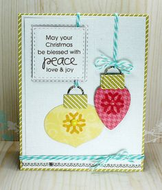 Card by Kim Hughes using the NEW September Paper Smooches release stamps/dies