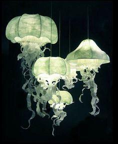 méduses - by Géraldine Gonzalez