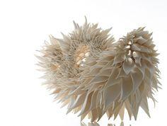 Ceramics sculpture by Nuala O'Donovan