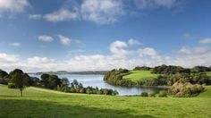 The view from Trelissick Gardens - amazing isn't it!