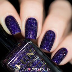 Fun Lacquer Moonlight Nocturne Nail Polish (PRE-ORDER | ORDER SHIP DAT | Live Love Polish