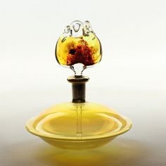 Color Changing Perfume Bottle