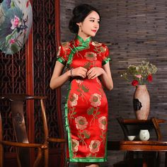 qipao about chinese clothing https://www.ichinesedress.com/