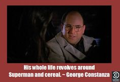Who is George talking about? :D