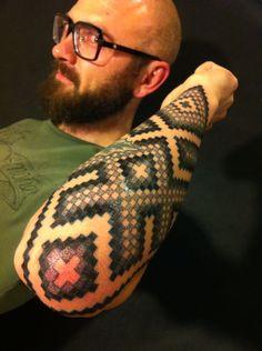King Lil G Ak47 Tattoo