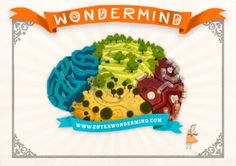Wondermind is a beautifully crafted, interactive video and game program that teaches kids (and grown ups too) about how the brain works. Habits Of Mind, Brain Based Learning, Social Behavior, Mind Up, Brain Waves, Study Skills, Brain Breaks, School Psychology, School Counselor