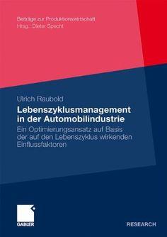 Lebenszyklusmanagement in der Automobilindustrie