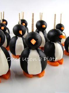 Pinguïns hapjes