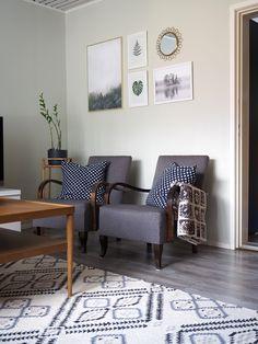 Vintage livingroom.