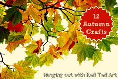 Welcome back to our series of crafty videos – sharing craft ideas from a number of craft bloggers on a certain topic. This week we looked at Autumn Crafts. I love Autumn, for me Autumn is when family crafting really begins. The days get shorter and cooler, you start to spend more time indoors. Nature …