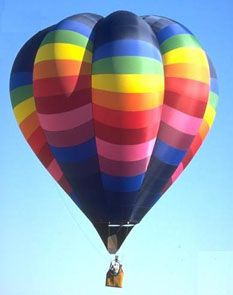 http://www.pinterest.com/hotairballoonmi/ Hot Air Balloon Rides Over Michigan are World Renowned & Make Memorable Bucket List Gifts