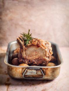 roasted pork loin by Alessandro Guerani at http://en.foodografia.com/