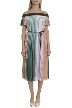 Γυναικεία/Ρούχα/Φόρεματα/Μέχρι το γόνατο Ted Baker, Shoulder Dress, Collection, Dresses, Fashion, Vestidos, Moda, Fashion Styles, The Dress
